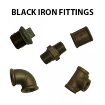 Black Malleable Iron Fittings
