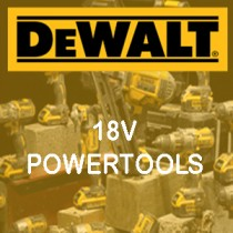 DeWalt 18V Cordless Power Tools