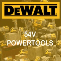DeWalt 54V Cordless Power Tools