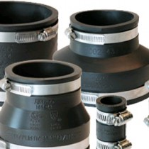 Flexible Soil & Waste Couplings