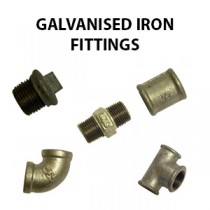Galvanised Malleable Iron Fittings
