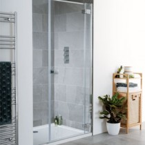 Lakes Island Collection - Frameless Doors & Showering Spaces