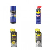 Lubricating Sprays and Oils