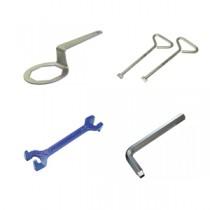 Basin Wrenches, Radiator and Valve Keys, Stopcock Keys