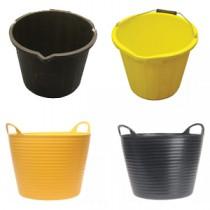 Buckets - Muck Buckets - Flexi Tubs