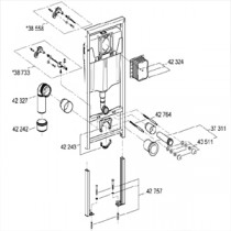 W/C (Toilet) Accessories / Spares
