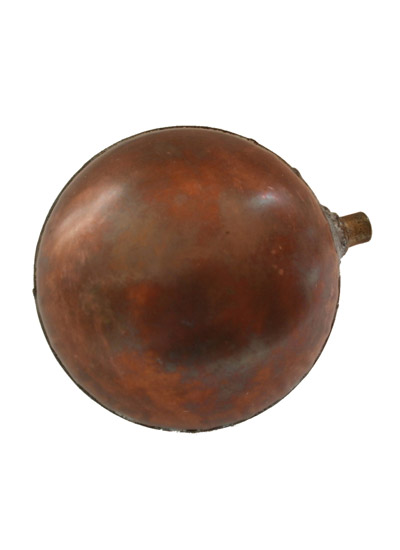 8in Copper Float Round