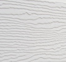 DEEPLAS EMBOSSED CLADDING DOUBLE SHIPLAP 300MM - WHITE