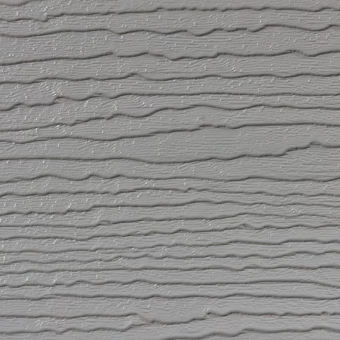 DEEPLAS EMBOSSED CLADDING DOUBLE SHIPLAP 300MM - SLATE GREY