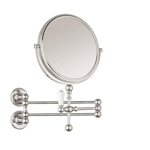 Burlington A57CHR Cosmetic Wall Mirror - Chrome