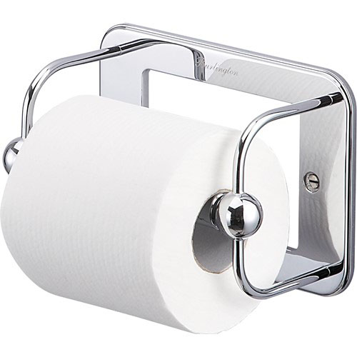 Burlington A5CHR WC Toilet Roll Holder - Chrome