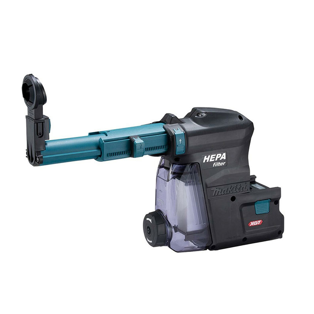 Makita 40v Max XGT Dust Extraction Attachment HR001GZ & HR003GZ - DX12 - Body Only