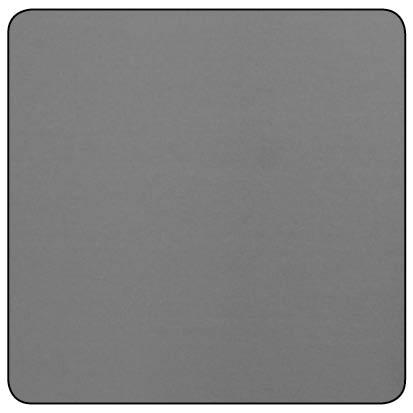 RAW STEEL SMOOTH INSULATION PANEL 1000x500x0.6mm