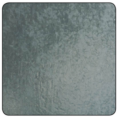 GALVANIZED STEEL SMOOTH INSUALTION PANEL 1000x500x1mm