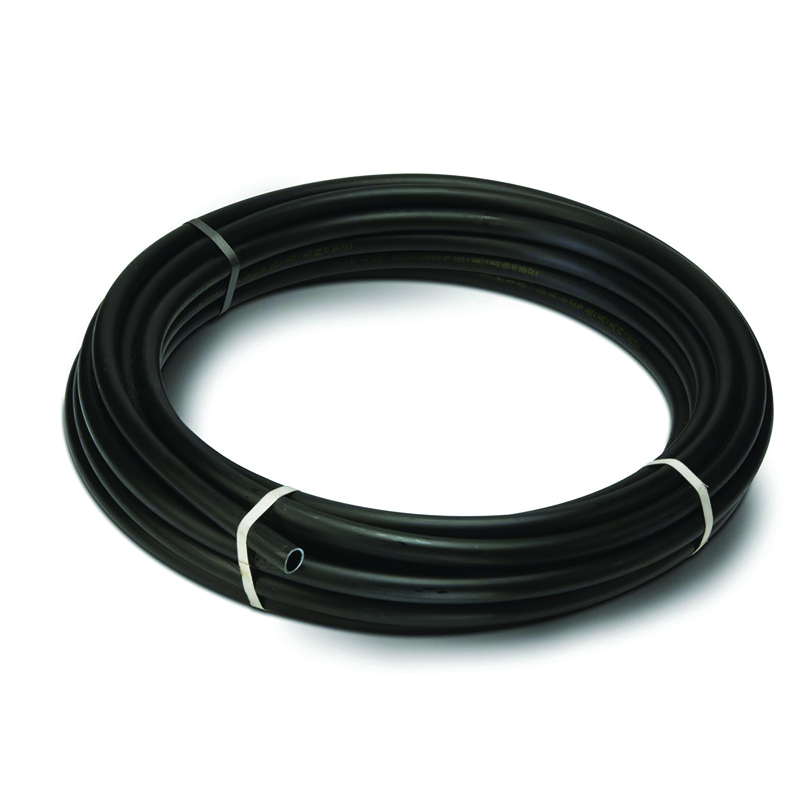 POLYPIPE MDPE PIPE 20MM X 25M COIL BLACK - 2025B