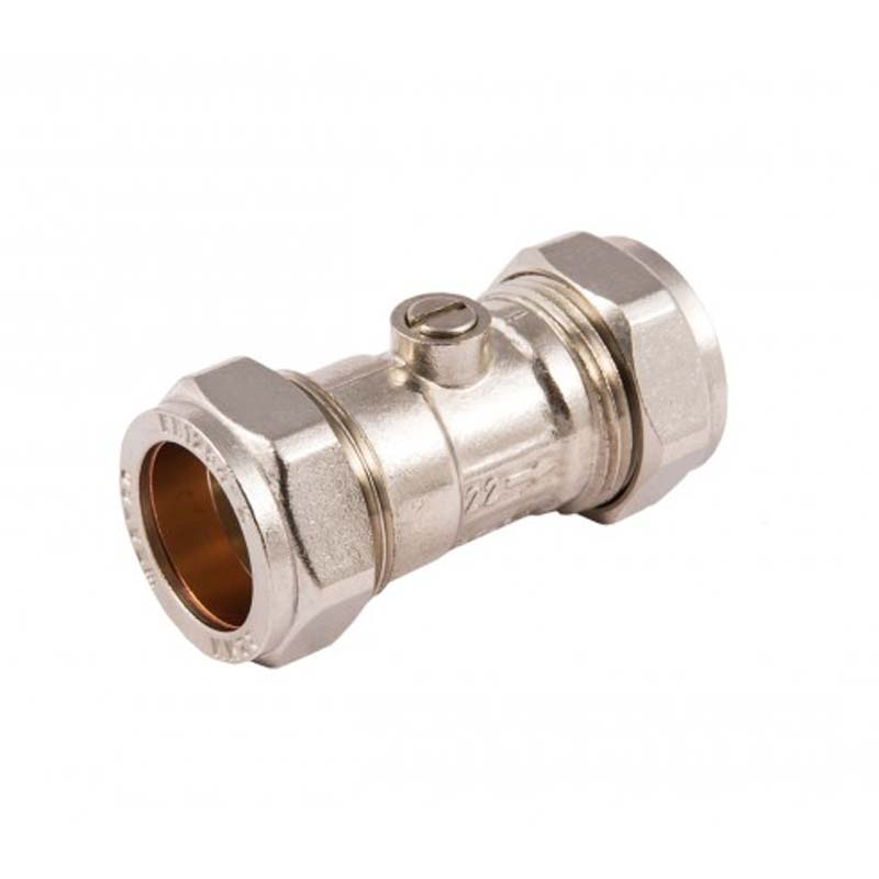 22MM LIGHT PATTERN ISOLATION VALVE - CP