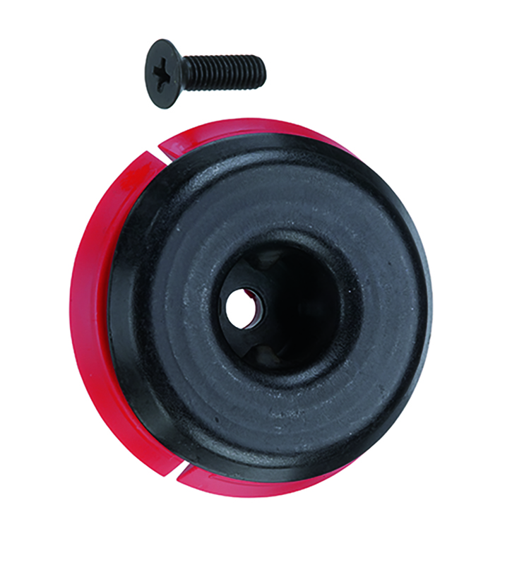 Milwaukee Caulking Gun Piston Plungerfor Aluminium Barrel (Sausage Tube Barrels) - 44700375