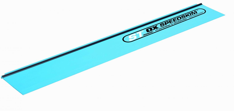 OX PRO SPEEDSKIM PLASTIC SPARE BLADE - ST (PLASTERING & RENDERING) 450MM