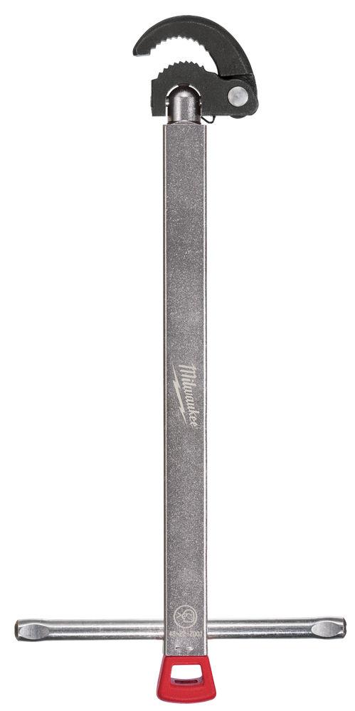 Milwaukee Adj Basin Wrench 10-32mm - 48227001