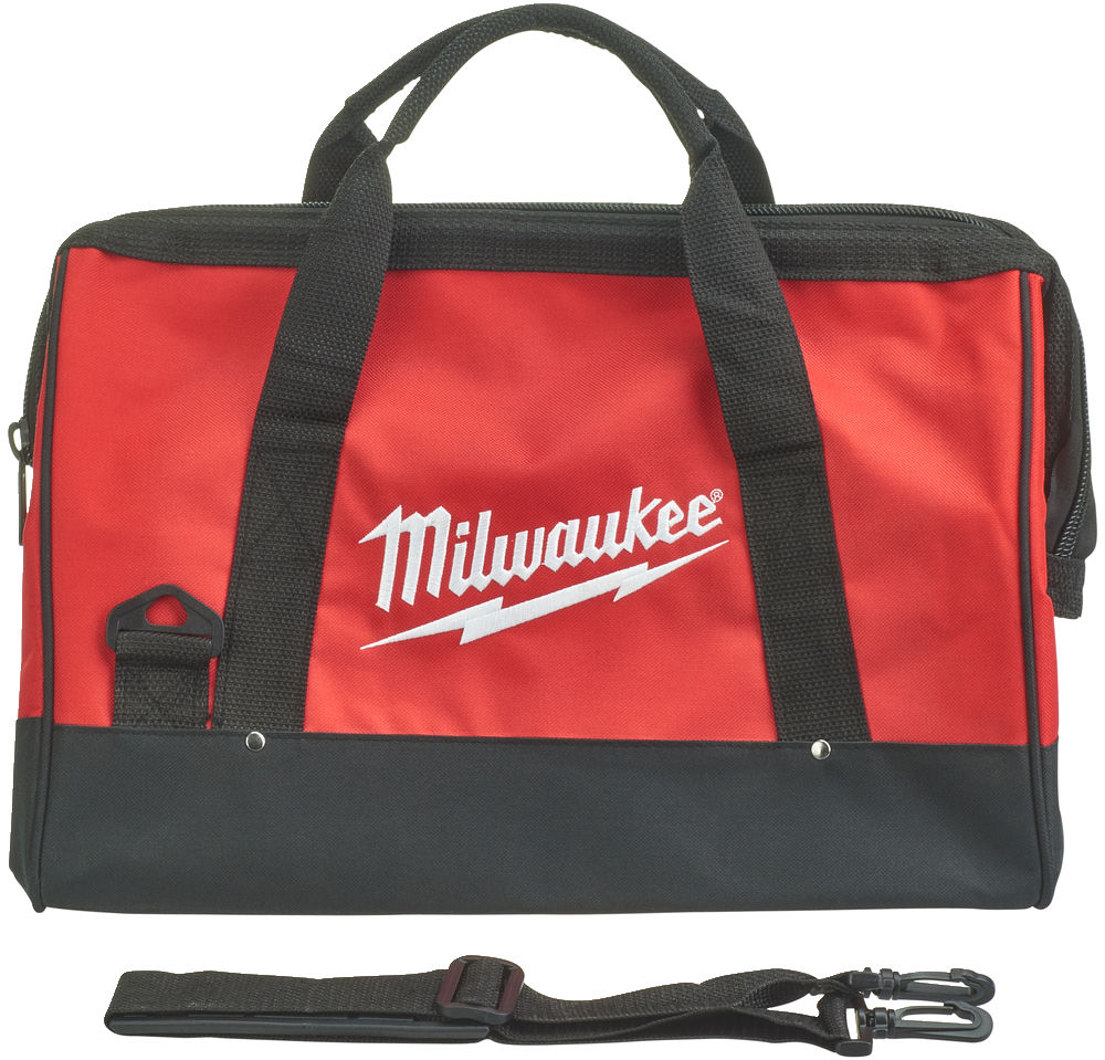 "MILWAUKEE SOFT CANVUS TOOL BAG 12"" - 4931416739"