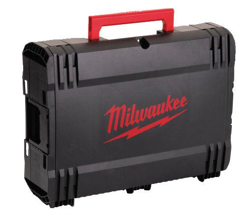 Milwaukee Dyna Toolbox Case & Foam Insert