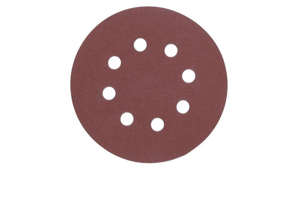 Milwaukee 125mm Sanding Discs 240G - Pk 5