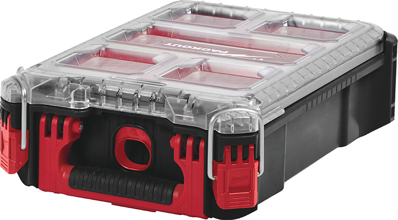 MILWAUKEE PACKOUT - PACKOUT COMPACT ORGANISER - 4932464083