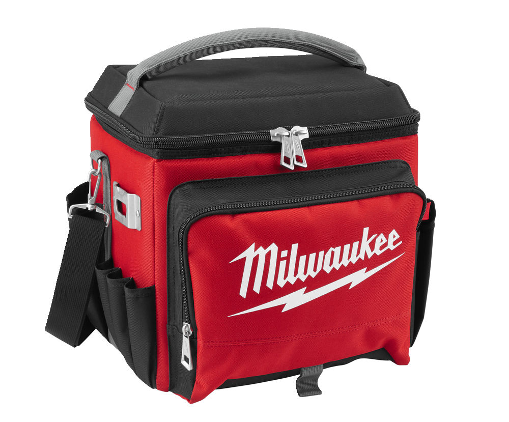 MILWAUKEE INSULATED JOBSITE COOLER BAG - 4932464835