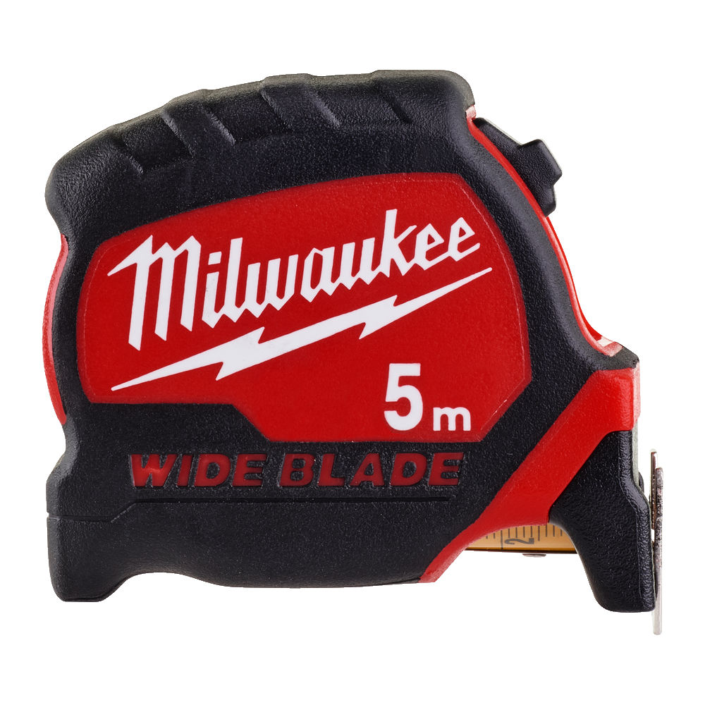 Milwaukee Premium Wide Blade - 5m Metric - 4932471815