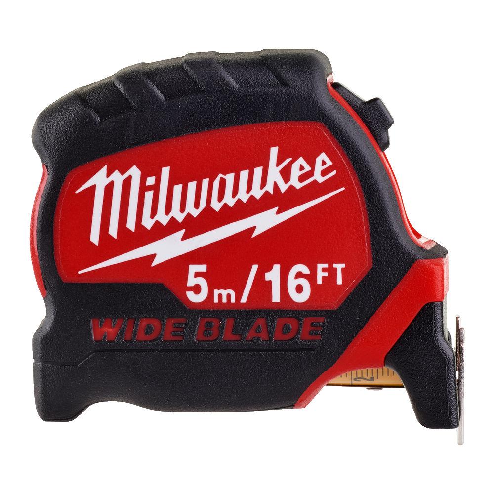 Milwaukee Premium Wide Blade - 5m/16ft Metric/imperial - 4932471817