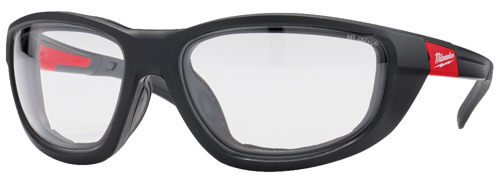 Milwaukee Premium Safety Glasses - Clear - 4932471885