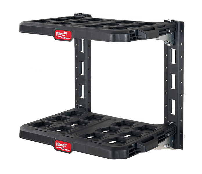 MILWAUKEE PACKOUT - PACKOUT RACKING SYSTEM KIT - 4932472127