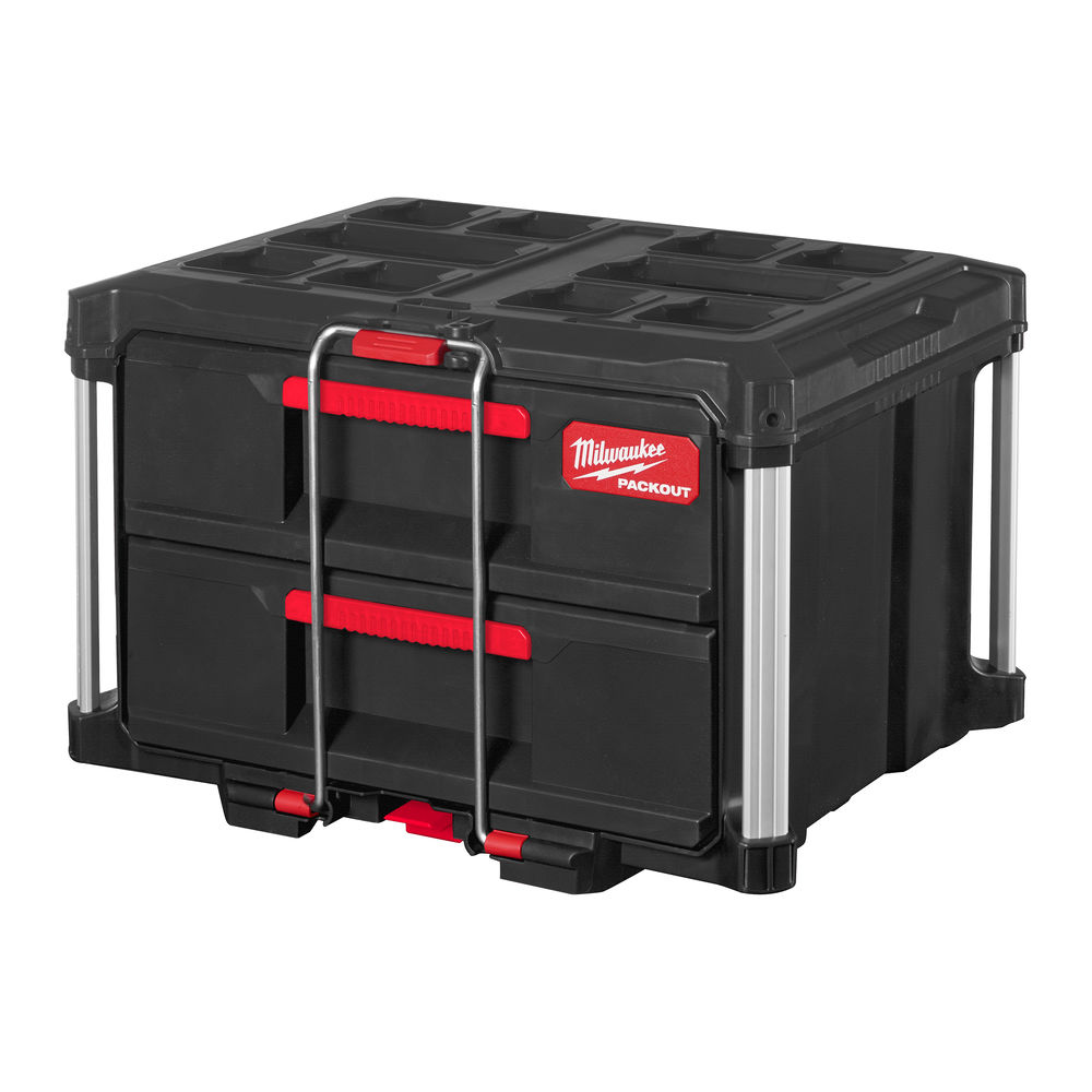 MILWAUKEE PACKOUT - PACKOUT 2 DRAWER BOX - 4932472129