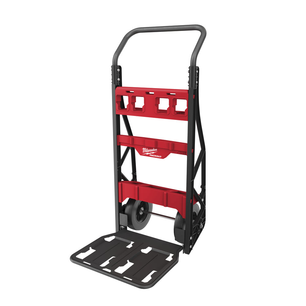 MILWAUKEE PACKOUT - PACKOUT 2 WHEELED CART TROLLEY - 4932472131