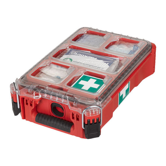 Milwaukee Packout - Packout Compact Organiser First Aid Kit - 4932479638