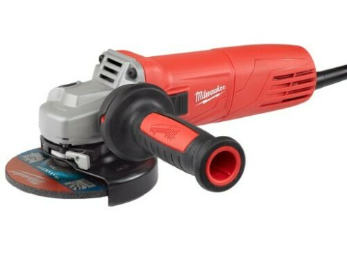MILWAUKEE AGV10-125EK 125MM ANGLE GRINDER - 4933451516 - 110V