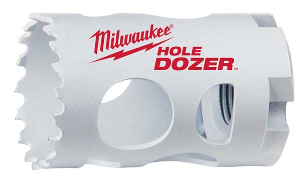 Milwaukee Bi-Metal Holesaw 25mm (Hole Dozer)