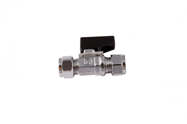 15MM MINI BALLVALVE (GAS) (C X C)