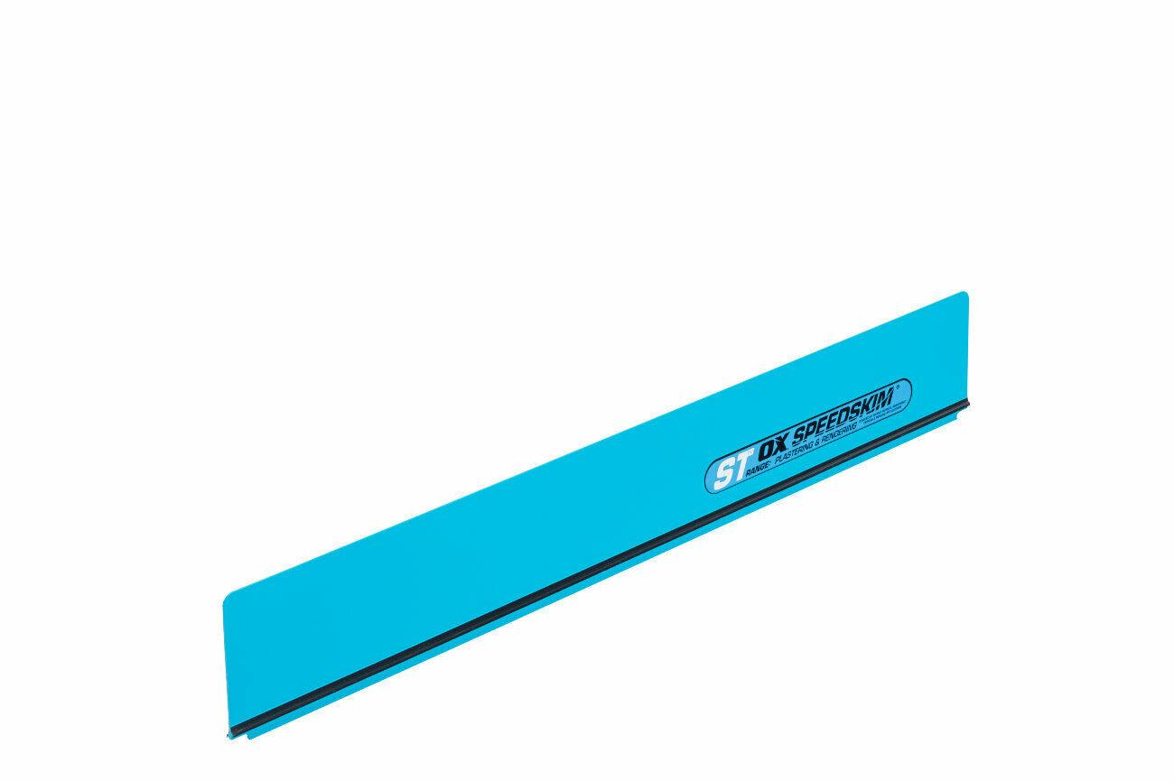 OX PRO SPEEDSKIM PLASTIC SPARE BLADE - ST (PLASTERING & RENDERING) 600MM