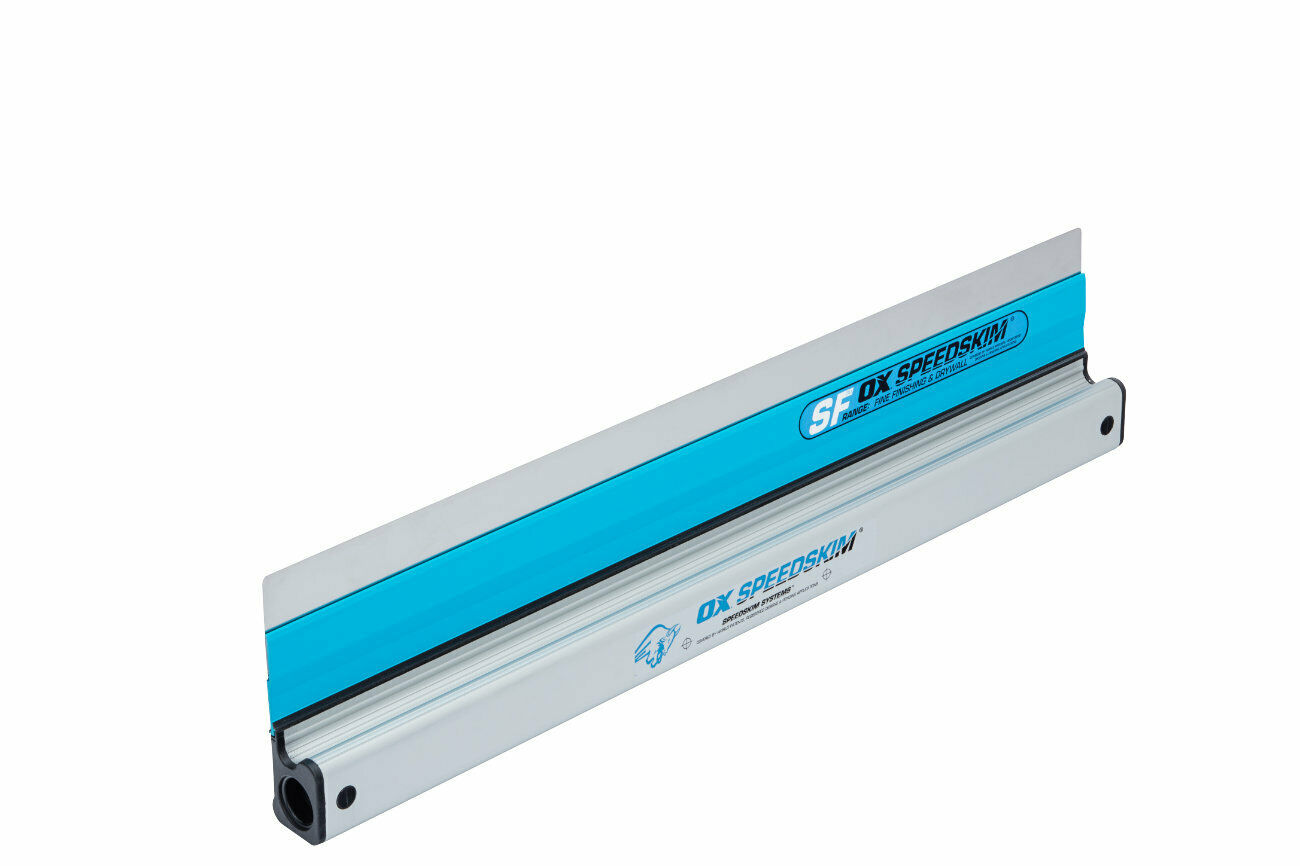 OX PRO SPEEDSKIM STAINLESS - SF (FINE FINISHING & DRYWALL) 600MM