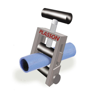 Plasson Pipe Squeeze Off Tool 16mm - 32mm for MDPE Pipe and other Pipes - 60123