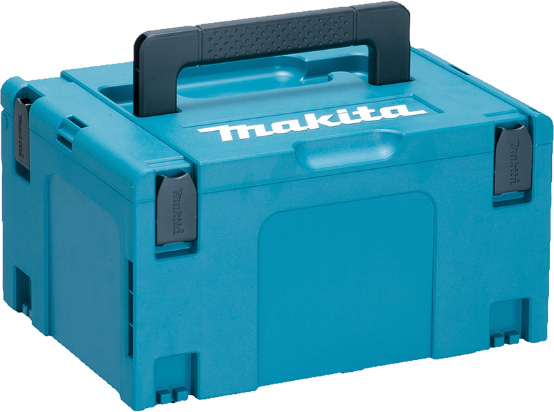 MAKITA STACKING CASE TYPE 3 - 821551-8 - 396MM (L) X 296MM (W) X 210MM (H)