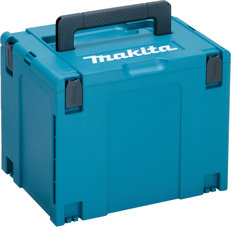 MAKITA STACKING CASE TYPE 4 - 821552-6 - 396MM (L) X 296MM (W) X 315MM (H)