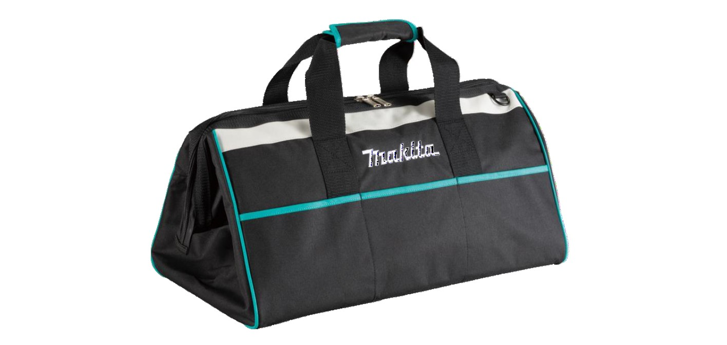 Makita TH3 15in Ultimate Gate Mouth Tool Bag - 220mm x 360mm x 270mm