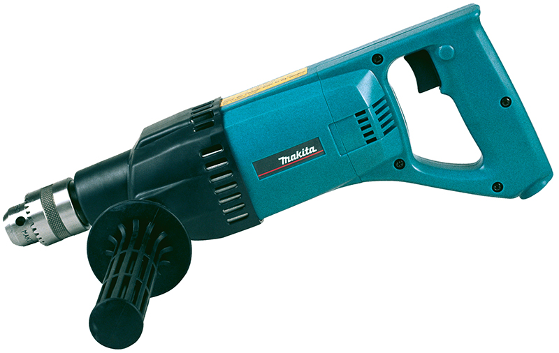 Makita 8406 110V 13mm Diamond Core and Hammer Drill 850 Watt Variable Speed