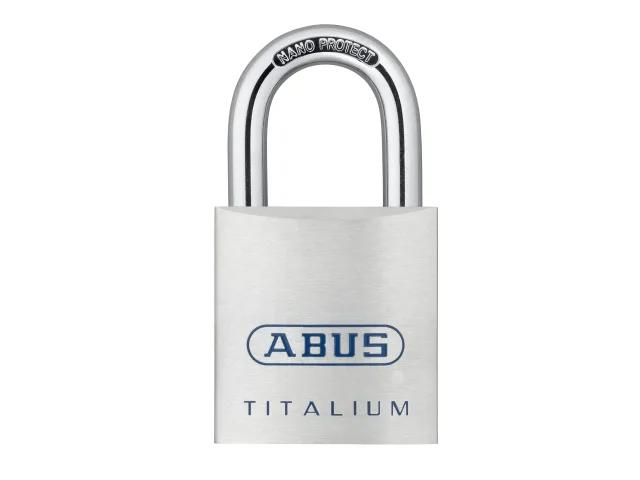 ABUS 80TI/40 TITALIUM PADLOCK 40MM - 565533