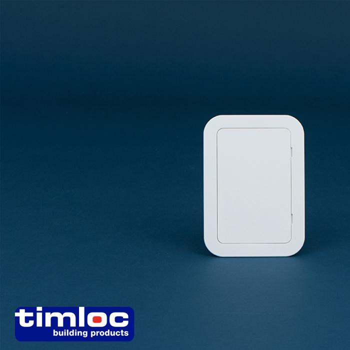 TIMLOC AIR TIGHT PLASTIC ACCESS PANEL 150MM X 230MM AP150AT