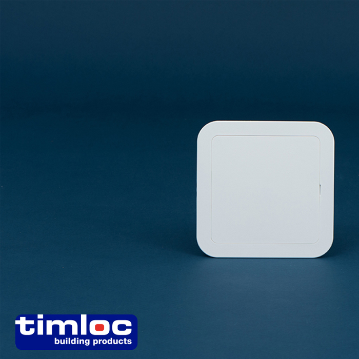 TIMLOC PLASTIC ACCESS PANEL 205MM X 205MM AP200