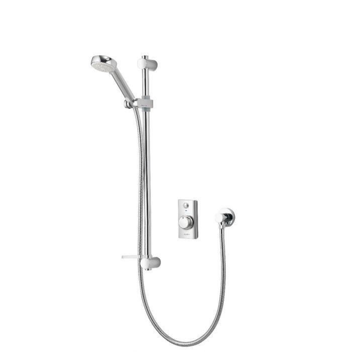 Aqualisa Visage Digital Concealed Shower With Adj Head - HP/Combi