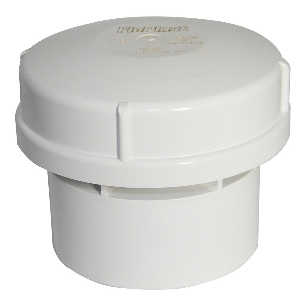 Floplast AV110WH Air Admittance Valve 110mm/4